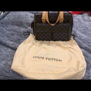 Louis Vuitton monogram Multipli Cite bag